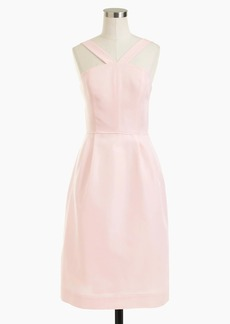J.Crew Lexie dress in classic faille