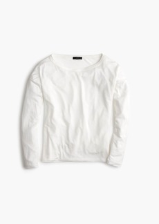 J.Crew Long-sleeve lyocell T-shirt