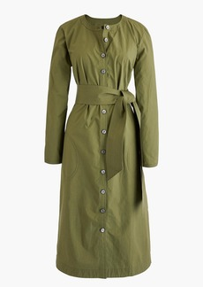 J.Crew Long-sleeve shirtdress