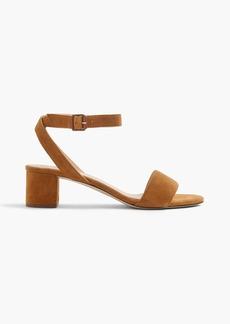 J.Crew Lottie suede sandals