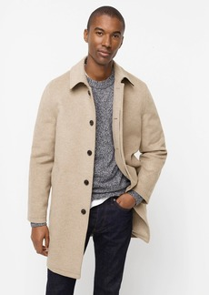 J.Crew Ludlow car coat in wool-cashmere