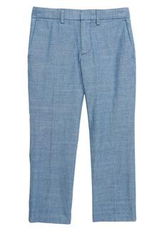 J.Crew Ludlow Chambray Suit Pants (Toddler Boys, Little Boys & Big Boys)
