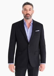 J.Crew Ludlow Classic-fit suit jacket with double vent in Italian wool