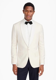 J.Crew Ludlow Slim-fit dinner jacket in Italian wool