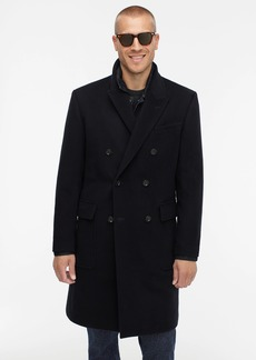 J.Crew Ludlow double-breasted topcoat in wool-cashmere