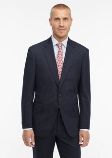 J.Crew Ludlow Essential Classic-fit suit jacket in herringbone stretch four-season wool