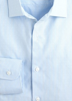 J.Crew Slim-fit Ludlow Premium fine cotton dress shirt in dobby stripe
