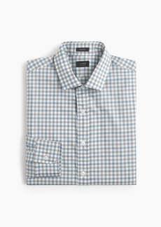 J.Crew Ludlow shirt in bicolor gingham