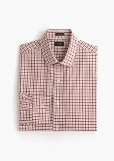 J.Crew Ludlow Slim-fit shirt in small tattersall