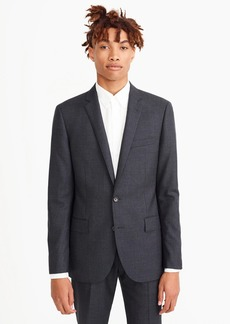 J.Crew Ludlow Slim-fit suit jacket with double vent in American wool