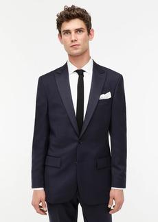 J.Crew Ludlow Slim-fit tuxedo jacket in Italian wool