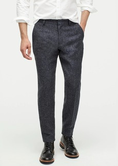 J.Crew Ludlow Slim-fit unstructured suit pant in English herringbone wool