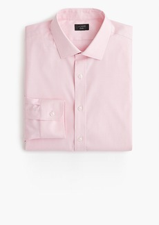 J.Crew Ludlow stretch two-ply easy-care cotton dress shirt in end-on-end cotton