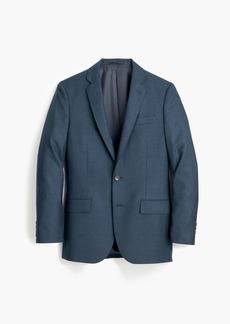 J.Crew Ludlow suit jacket in heathered Italian wool flannel