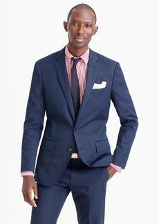 J.Crew Ludlow suit jacket in Italian cotton piqué