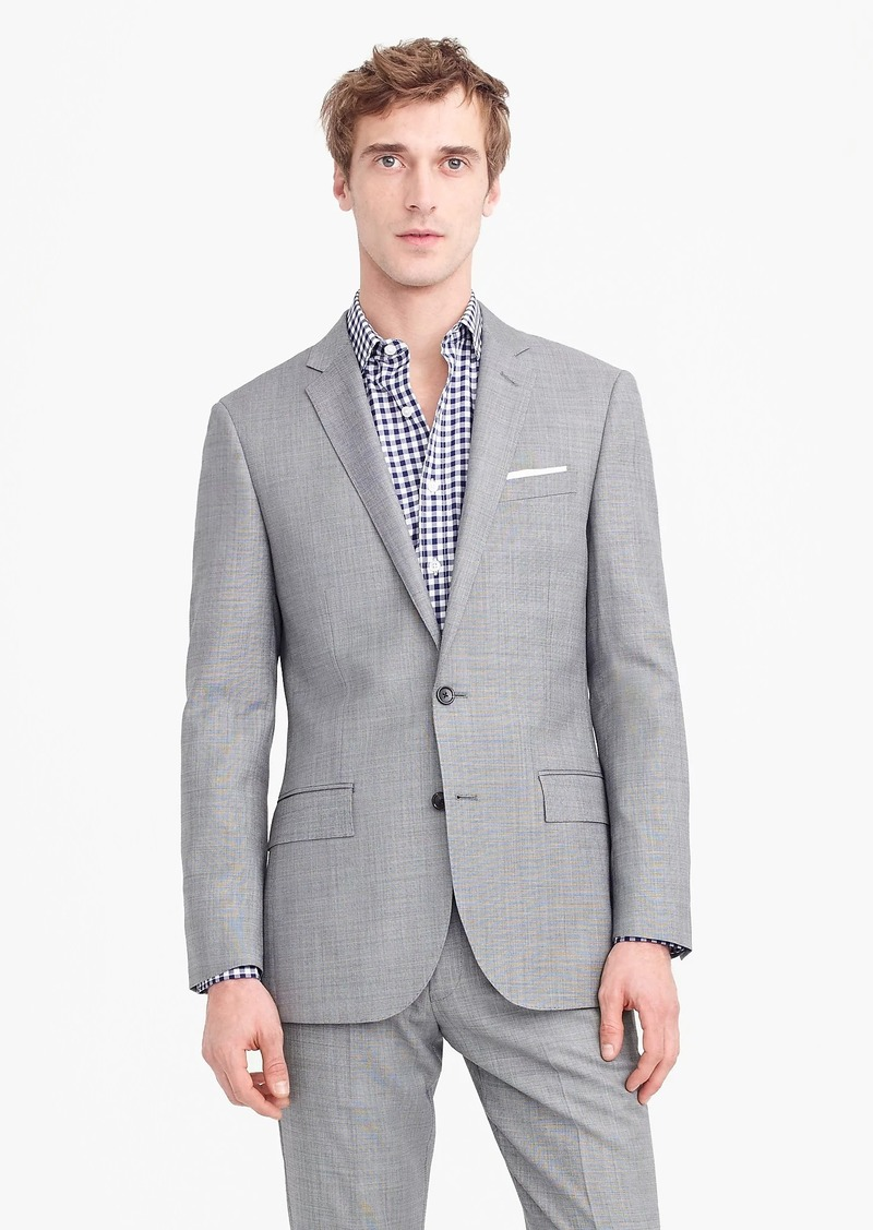 f142627d0d26 J.Crew Ludlow Slim-fit suit jacket in Italian stretch worsted wool ...
