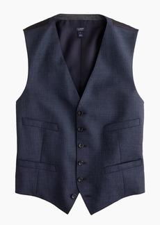 J.Crew Ludlow suit vest in Italian worsted wool