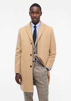 J.Crew Ludlow topcoat in wool-cashmere
