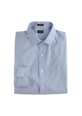 J.Crew Ludlow Traveler shirt in end-on-end cotton