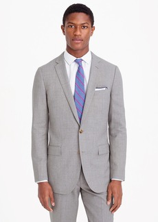 J.Crew Ludlow Traveler suit jacket in Italian wool