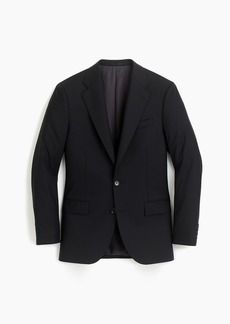 J.Crew Ludlow wide-lapel suit jacket in Italian wool