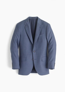 J.Crew Ludlow wide-lapel suit jacket in Italian worsted wool