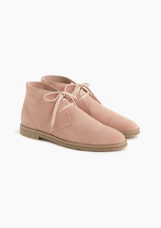 J.Crew MacAlister suede flat boots