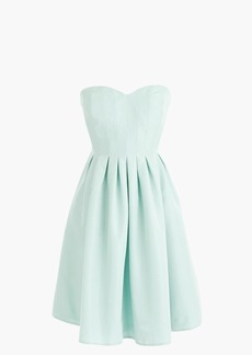 J.Crew Marlie dress in classic faille