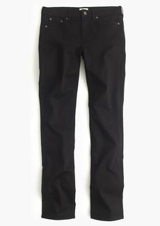 Matchstick jean in black