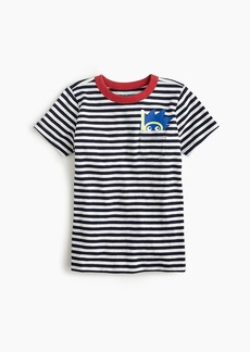 J.Crew Max the Monster™ boys' T-shirt in stripe