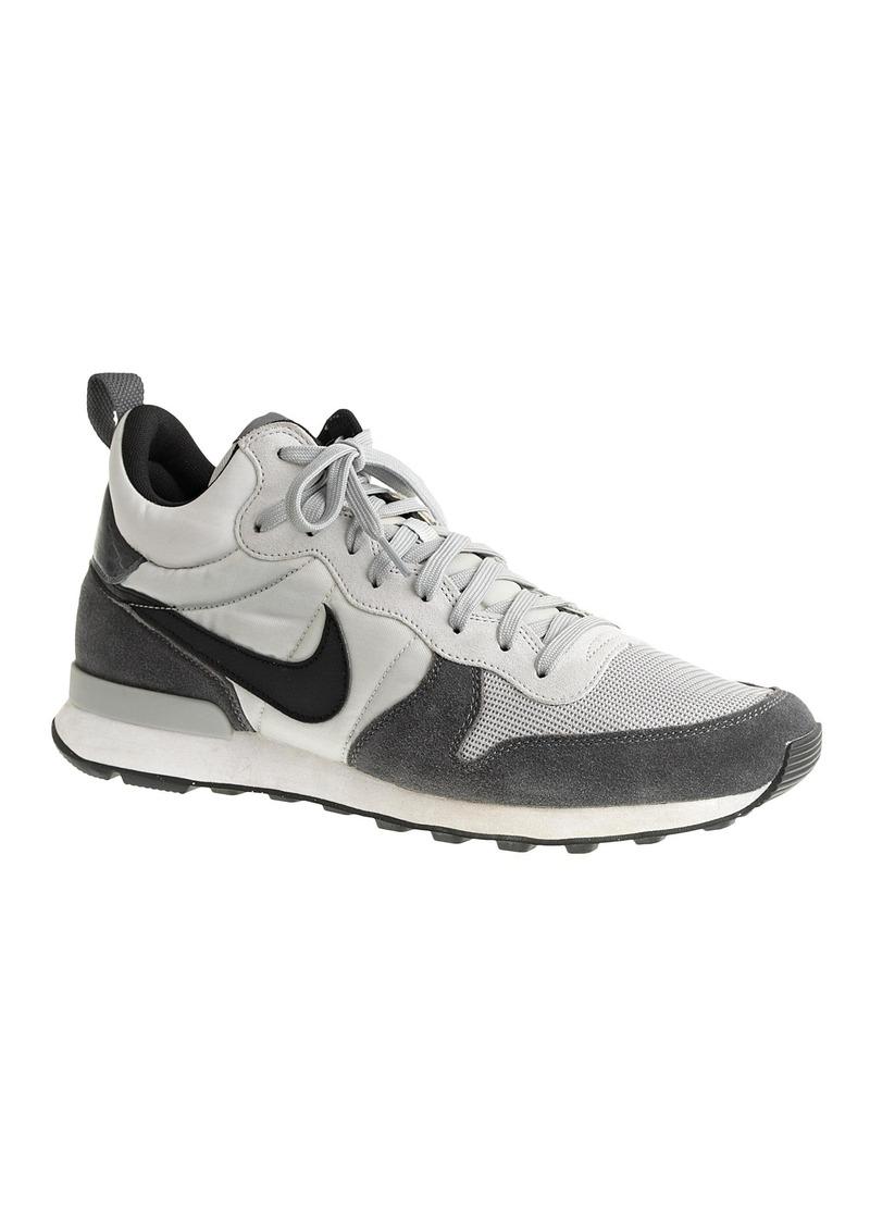 J.Crew Men's Nike® Internationalist mid sneakers