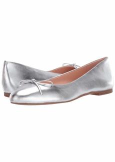 J.Crew Metallic Soft Ballet Flat