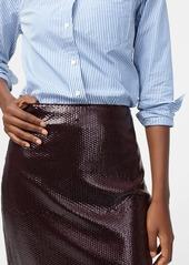 J.Crew Midi sequin skirt