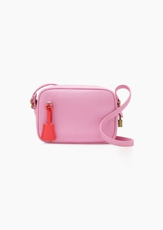 J.Crew Mini Signet bag in Italian leather