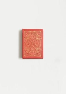 J.Crew Misc. Goods Co.© playing cards