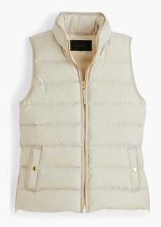 J.Crew Mountain puffer vest