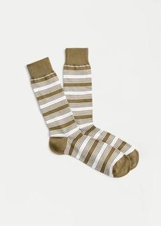 J.Crew Multistripe socks