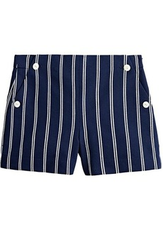 J.Crew Nautical Striped Shorts