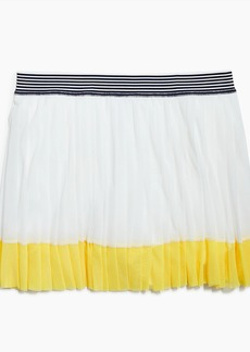 New Balance® for J.Crew tennis skirt in colorblock