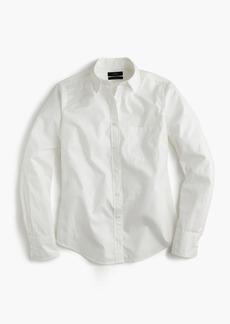 Petite new perfect shirt in cotton poplin