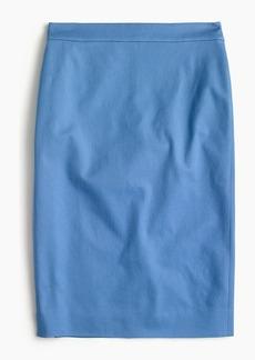 J.Crew No. 2 Pencil® skirt in bi-stretch cotton
