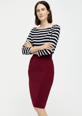 J.Crew No. 2 Pencil® skirt in four-season stretch