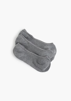 J.Crew No-show socks three-pack