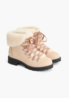 J.Crew Nordic boots