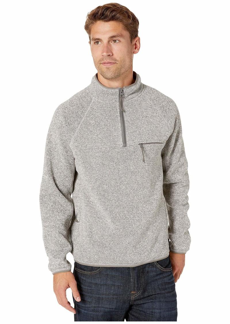 J.Crew Nordic Half-Zip Jacket in Polartec® Fleece