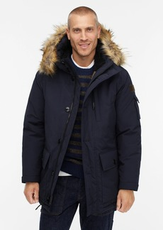 J.Crew Nordic parka with eco-friendly PrimaLoft®