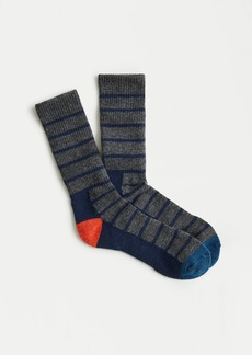 J.Crew Nordic socks