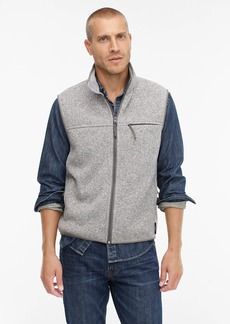 J.Crew Nordic vest in Polartec® sweater fleece