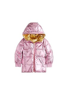 J.Crew Novelty Short Puffer Jacket (Toddler/Little Kids/Big Kids)