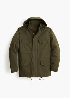 J.Crew Nylon M-65 jacket